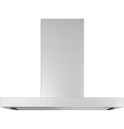 "36"" WiFi Enabled Designer Wall Mount Hood w/ Perimeter Venting"