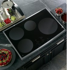 "GE Profile™ Series 30"" Electric Induction Cooktop"