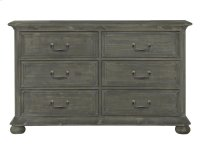 Double Drawer Dresser Product Image