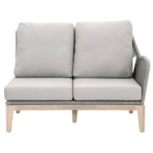 Loom Outdoor Modular RF 2-Seat Sofa