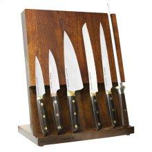 KRAMER by ZWILLING EUROLINE Carbon Collection 7-pc Knife Block Set