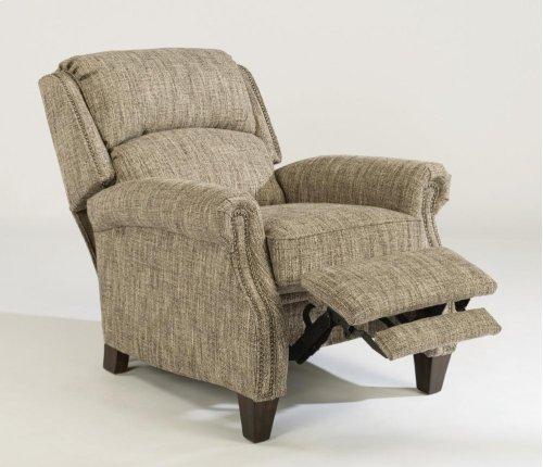 Whistler Fabric Power High-Leg Recliner