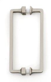 Millennium Back-to-Back Pull G950-6 - Satin Nickel