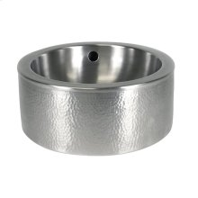 Colbran Copper Double-Walled Basin - Pewter