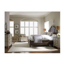 Brookhaven Panel Bed w/Storage FB, Queen 5/0