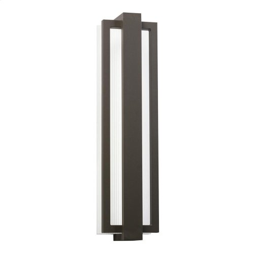 Sedo Collection Outdoor Wall 1 Light LED AZ
