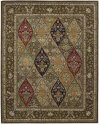 Nourison 2000 2292 Mtc Rectangle Rug 7'9'' X 9'9''
