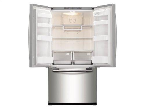 18 cu. ft. Counter Depth French Door Refrigerator