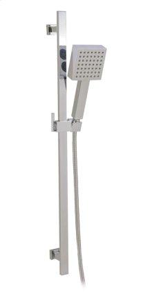 Aqua 2 complete shower rail