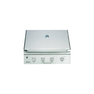 "DacorHeritage 36"" Outdoor Grill, Stainless Steel, Liquid Propane"