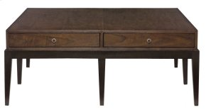 Haven Cocktail Table in Haven Brunette (346)