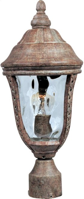 Whittier Cast 1-Light Outdoor Pole/Post Lantern