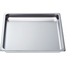 "Baking tray - full size, 1 1/8"" deep"