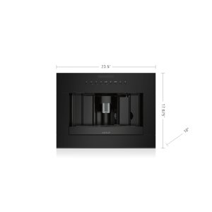 "24"" Coffee System - Black Glass"