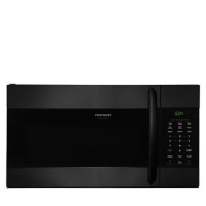 Gallery 1.7 Cu. Ft. Over-The-Range Microwave - BLACK