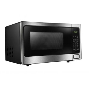DanbyDanby Designer 1.1 cuft Microwave with Stainless Steel front