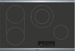 """800 Series 30"""" Electric Cooktop Product Image"""