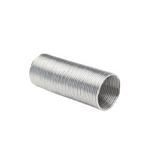 Smart Choice 5' Long 4'' Semi-Rigid Dryer Vent Pipe without Clamps