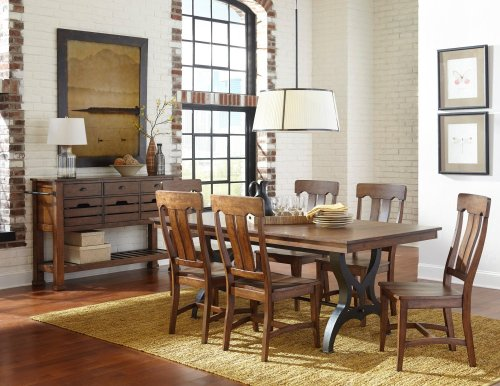 Dining - District Dining Height Table