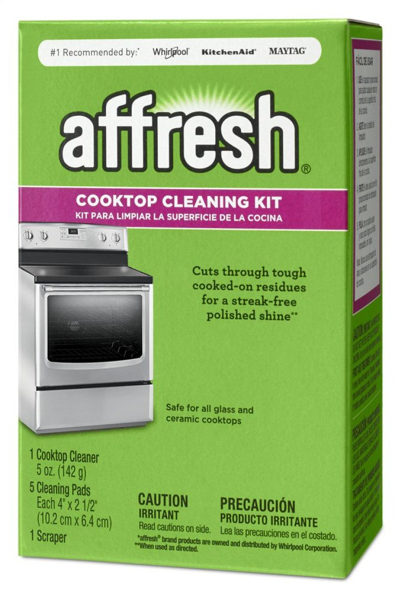 W11042470 in by Whirlpool in Bremond, TX - Cooktop Cleaning Kit