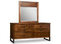 Cumberland 6 Drawer Long Dresser Product Image