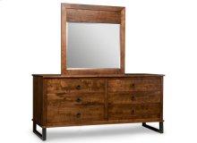 Cumberland 6 Drawer Long Dresser