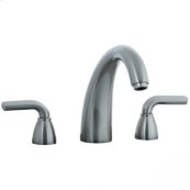 Stone Mountain - Roman Tub Filler Trim - Polished Chrome