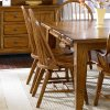 Liberty Furniture Industries Bow Back Side Chair - Oak