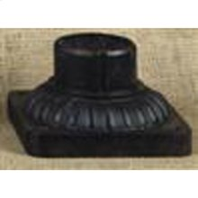 Outdoor Pier Mount Accessories in Mystic Black
