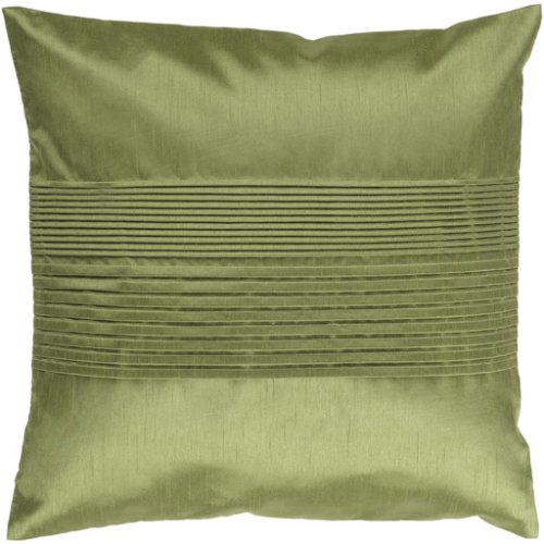 """Solid Pleated HH-013 18"""" x 18"""" Pillow Shell Only"""