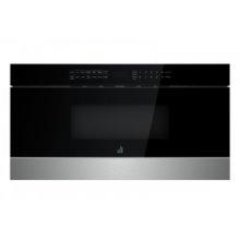 "30"" NOIR Undercounter Microwave Oven with Drawer Design, NOIR"