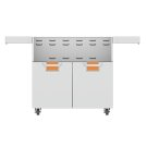"""36"""" Aspire Tower Cart with Double Doors - ECD Series - Citra Product Image"""