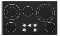 36-inch Wide Electric Cooktop With Dual-choice(tm) Elements