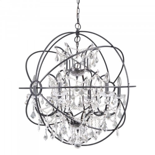 Contessa Collection Six Light Chandelier