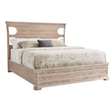 Juniper Dell Panel Bed Queen in English Clay