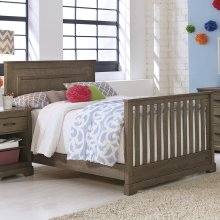 Grayson Wood Bed Rails