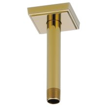 """6"""" Ceiling Mount Shower Arm and Flange"""