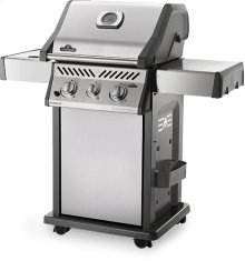 Rogue ® 365 SB Stainless Steel with Range Side Burner