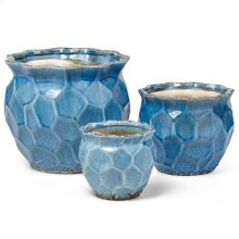 Hivish Nested Planters - Set of 3