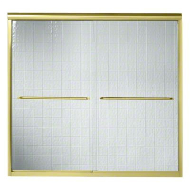 542559PBG05 in Polished Brass With Smooth/clear Glass Texture by ...