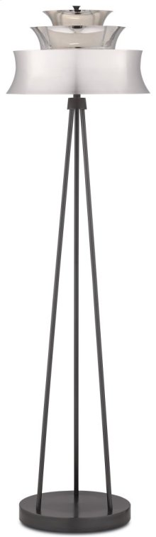 Altson Nickel Floor Lamp