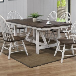 Liberty Furniture IndustriesFixed Top Trestle Table