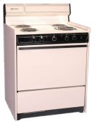 """30"""" Free Standing Electric Range Product Image"""