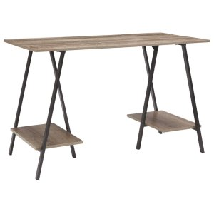 "Ashley FurnitureSIGNATURE DESIGN BY ASHLEBertmond 47"" Home Office Desk"