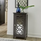Mirrored Door Accent Cabinet Product Image