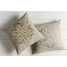 "Ravati RV-001 18"" x 18"" Pillow Shell with Down Insert"