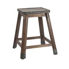 Abella Stool w/ Zinc Seat