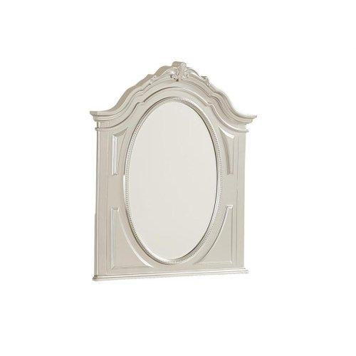 Sterling Landscape Mirror