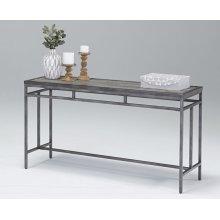 Sofa/Console Table - Sky Tile Finish