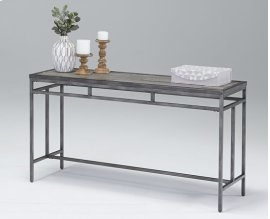 Sofa/Console Table - Sky Tile Finish